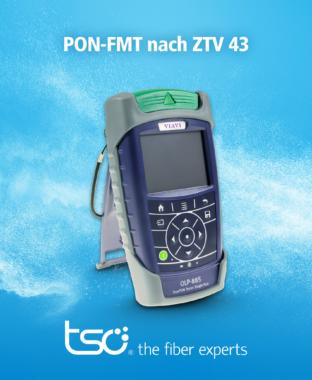 Fiber Expert bietet Telekom-Kunden ab sofort neue Lösung zur Abnahmemessung nach ZTV 43 der Deutschen Telekom
