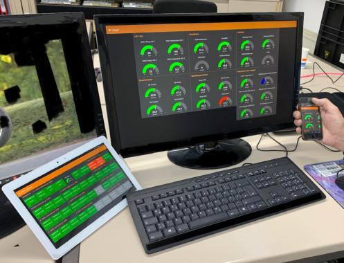Technische Hochschule Mittelhessen und Limtronik entwickeln Projekt zu Energieeffizienz