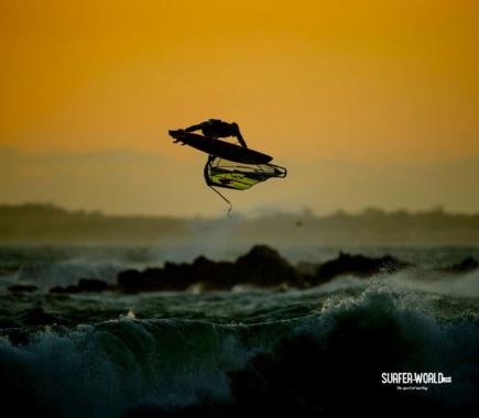 Wie man Windsurft: Die Basics rund um das Windsurfboard