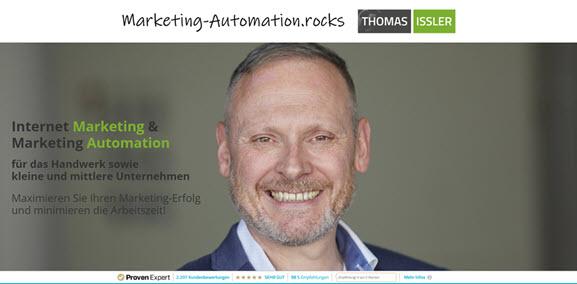 Internet-Marketing und Marketing-Automation