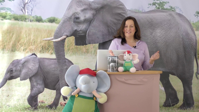 OLAF rettet Elefantenbabys!