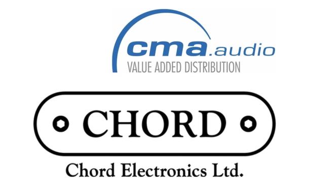 cma audio übernimmt Vertrieb der portablen Chord Electronics Produkte in Deutschland und Österreich