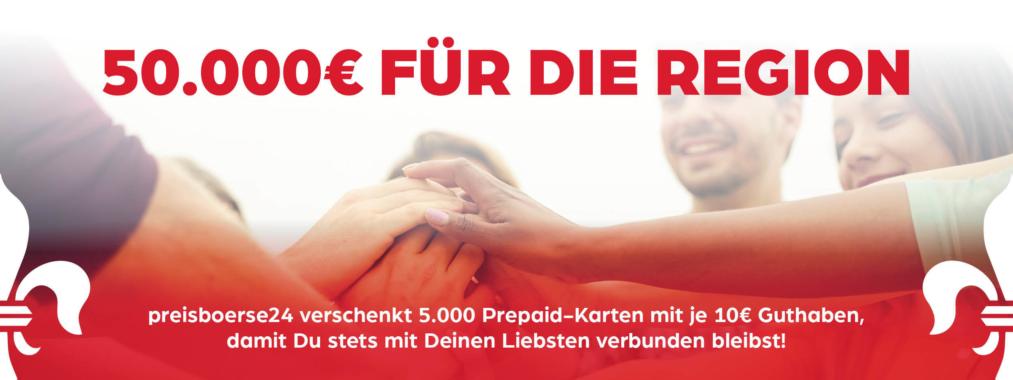 #Fuldaverbinden – 50.000 Euro für unsere Region