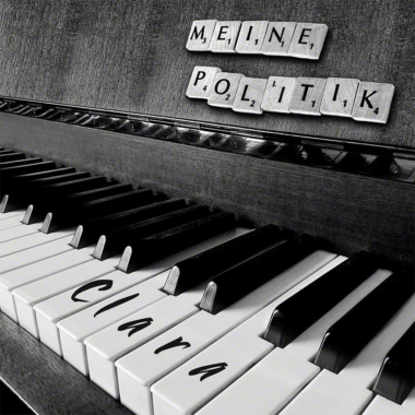 Meine Politik-Die neue textstarke Ballade von Clara