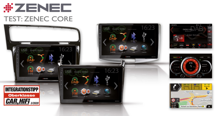 Integration Tip – ZENEC E>GO Core Media Center