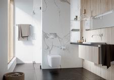 Einfach unkompliziert – auch ohne Duschfunktion