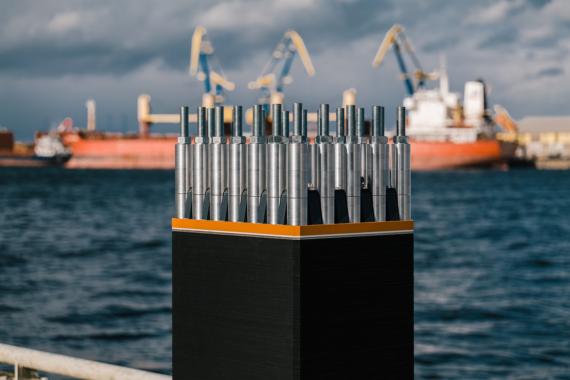 HOELLER Electrolyzer bringt klimaneutrale Energie aus Wasserstoff voran