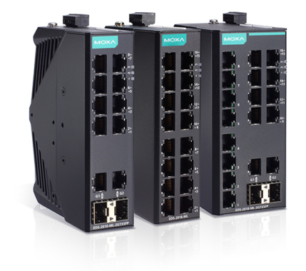 Unmanaged Ethernet Switches so klein wie eine Kreditkarte
