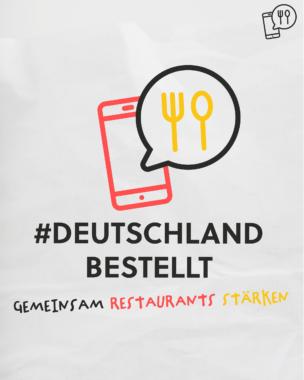Die Initiative #DeutschlandBestellt geht in die zweite Runde – 2. Aktionstag am 29. April 2020
