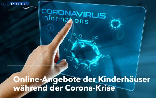 Online-Kinderbetreuung in Corona-Zeiten