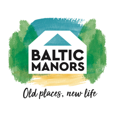 Visit Baltic Manors virtually on the blog