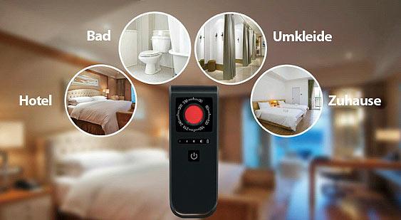 VisorTech Spycam-Detektor