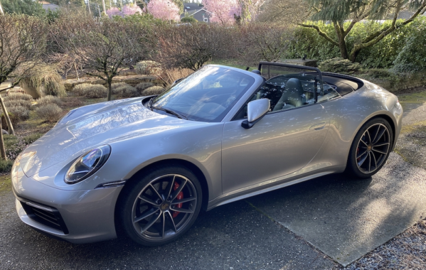SmartTOP module for the new Porsche Carrera Convertible available as of summer 2020