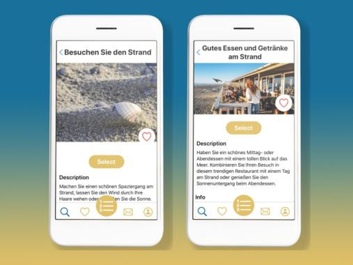 Sicherer Tourismus: Insel Texel startet innovative App zur Urlaubsplanung