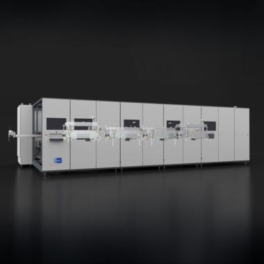 Maximum throughput for vapor phase soldering