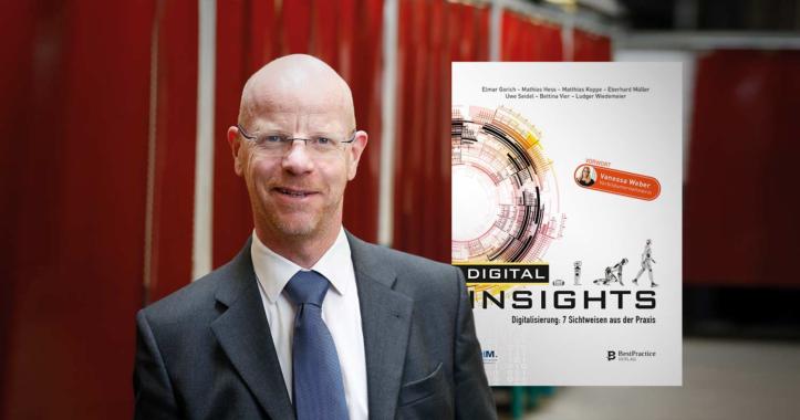 """Matthias Koppe: """"Digitalisierung wird jedwede bisherige kommunikative und unternehmensorganisatorische Grenze sprengen"""""""