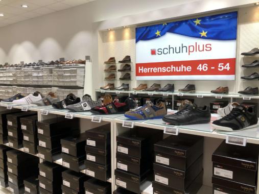 schuhplus in Kaltenkirchen – das Fachgeschäft für Herren Schuhe Übergrößen