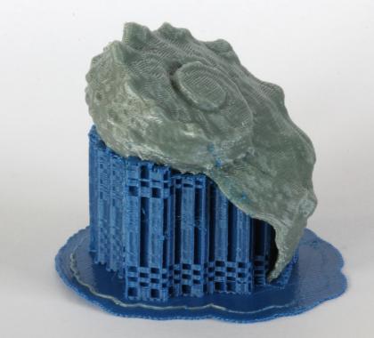 Wasserlösliche und biologisch abbaubare Stützstrukturen für 3D-Druckverfahren