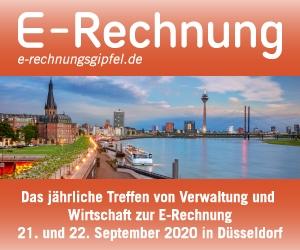 E-Rechnungs-Gipfel 2020 mit neuem Termin