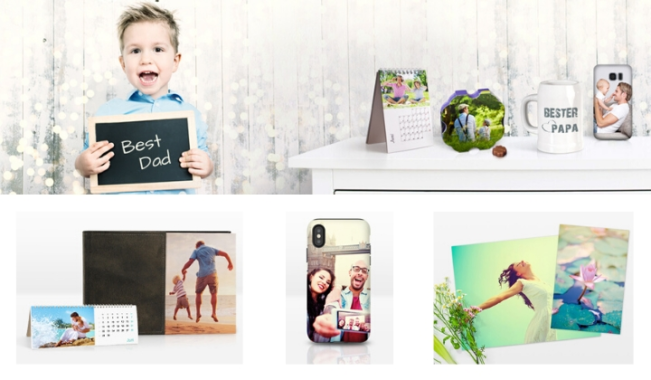 Tolle Fotoprodukte zum Vatertag – fotoCharly