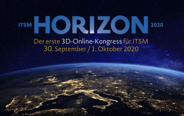 ITSM zum ersten Mal als 3D-Online-Kongress