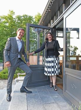 Janine Bolland-Georg übergibt Führung des BollAnts – Spa im Park an Jörg Stricker