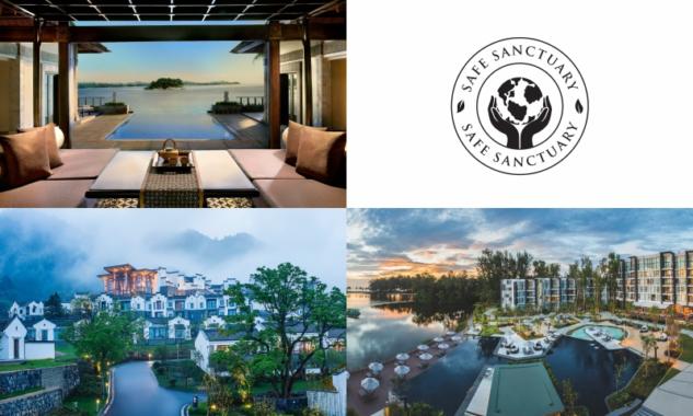 Banyan Tree Hotels & Resorts lanciert Gesundheits-Label SAFE SANCTUARY