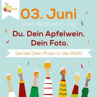 """Ein weltweites """"Prost!"""" auf den Apfelwein und seine internationalen Brüder und Schwestern"""