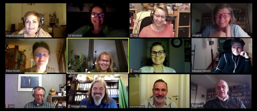 10 Jahre Fachverband Gewaltfreie Kommunikation – Feiern Sie online mit