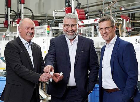 SCHAUENBURG Industrietechnik GmbH: Neuer Systemlieferant für globale Märkte