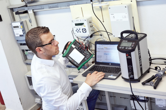 Neue VOLTARIS-Prüfstelle GSL3 für Gas-Messgeräte offiziell anerkannt