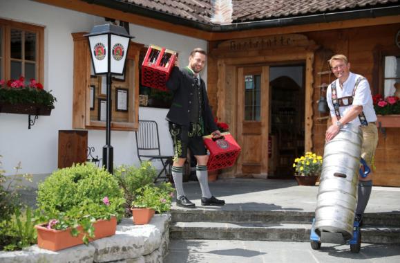 """""""Gastro-Starthilfe-Aktion:  Bereits mehr als 2,7 Millionen Liter im Bier-Fonds der Paulaner Brauerei Gruppe"""