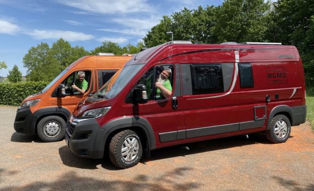 Kastenwagen-Fans treffen sich 2021 in Bad Dürrheim