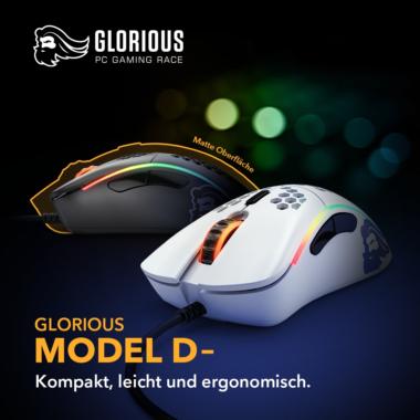 Glorious PC Gaming Race Model D- jetzt vorbestellbar!