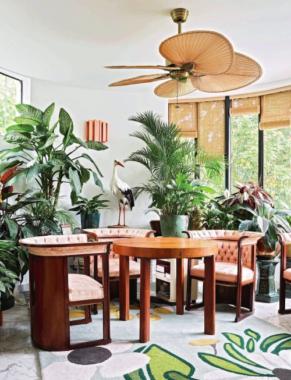Ventilatoren von Casa Bruno im AD Architectural Digest