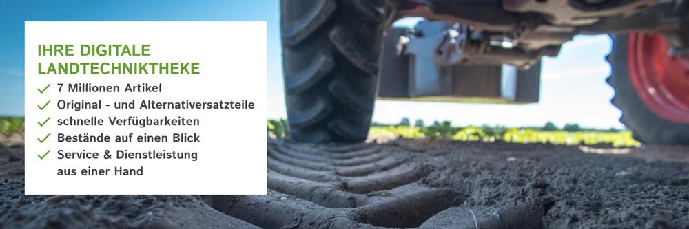 Landtechnik-Webshop ATStore24 von AGRAVIS Raiffeisen AG