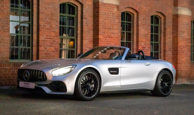 SmartTOP additional convertible top control for Mercedes-AMG GT Roadster now available