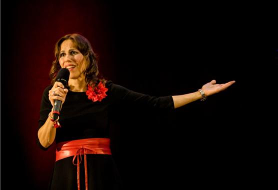 Deutschlands beste Speakerin knackt Weltrekord
