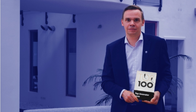 Contentserv Recognized as a TOP 100 Innovation Champion