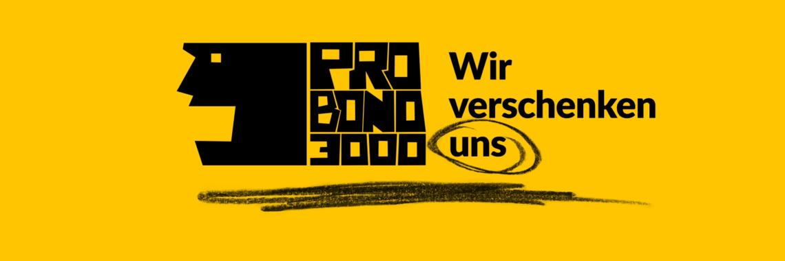 Für die gute Sache – Berliner Agentur verschenkt sich