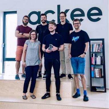 Bundestag App Entwicklung: German Brand Award für Ackee