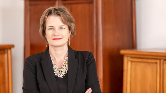 Empowered humility mit Dr. Franziska Frank