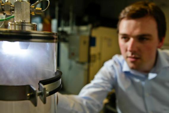 Beimischung biogener Brenn- und Kraftstoffe im Test