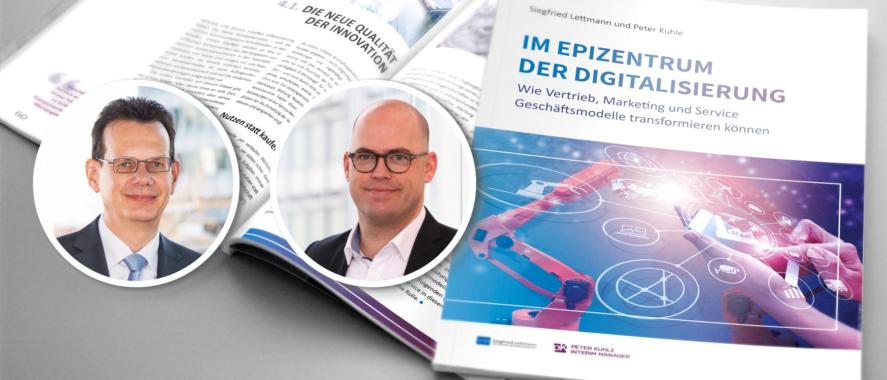 Im Epizentrum der digitalen Transformation