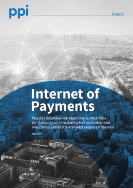 PPI-Studie zu M2M-Payments skizziert Herausforderungen und Chancen für Finanzdienstleister