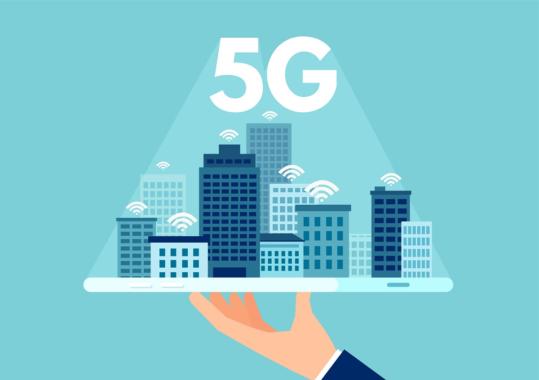 5G als Basis verschiedener grundlegender Dienste