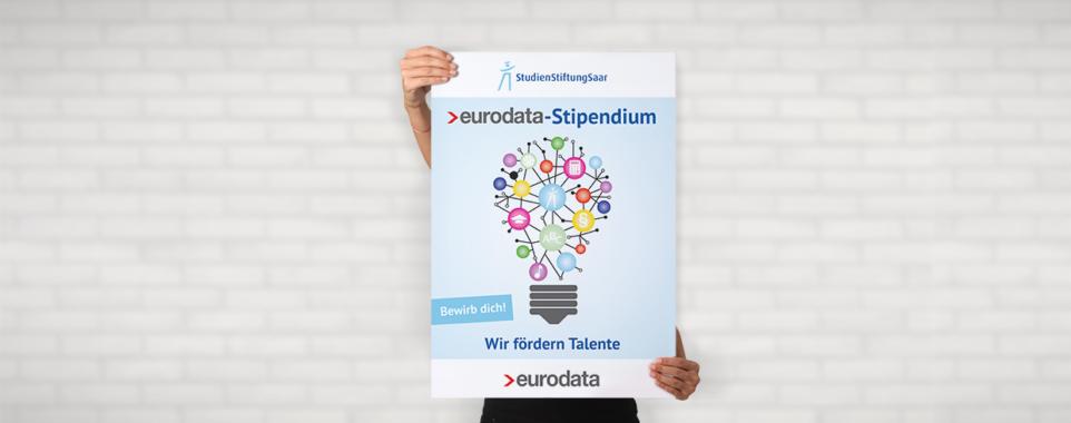 Studienstiftung Saar: eurodata setzt Förderung von Studenten fort