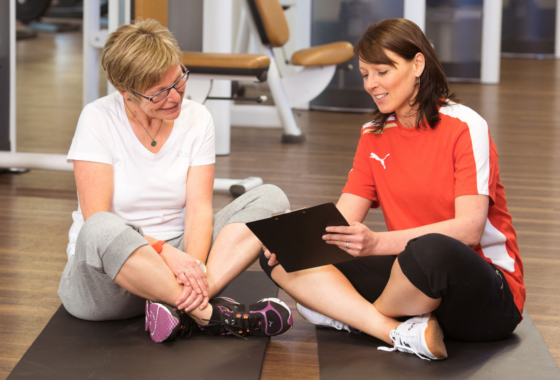 Immer mehr Menschen wollen im Alter fit bleiben