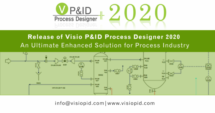 Release of new Visio P&ID Process Designer