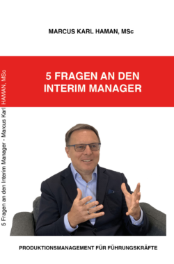 BUCHVORSTELLUNG: 5 Fragen an den Interim Manager